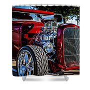 1931 Ford Coupe 2 Shower Curtain