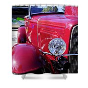 1931 Ford Shower Curtain