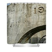 1931 Shower Curtain