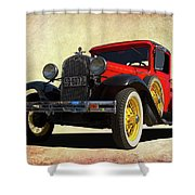 1931 Model A Shower Curtain
