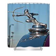 1931 Pierce Arrow 3471 Shower Curtain