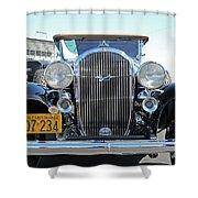 1932 Buick Automobile Shower Curtain