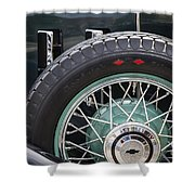 1932 Chevrolet Shower Curtain