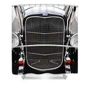 1932 Ford Shower Curtain