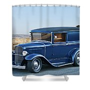 1932 Ford Sedan Delivery II Shower Curtain