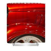 1933 Chevy Custom Roadster Shower Curtain