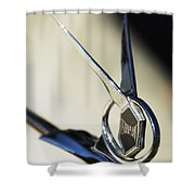 1934 Terraplane Coupe  Shower Curtain