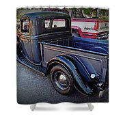 1935 Ford Pickup Shower Curtain