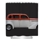 1935 Plymouth Sedan Shower Curtain