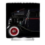 1935 Truck- 3 Shower Curtain