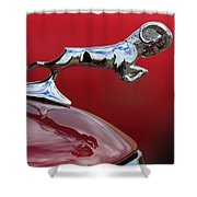 1936 Dodge Ram Shower Curtain