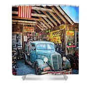 1937 Ford Pickup Truck Shower Curtain