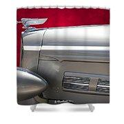 1937 Packard Shower Curtain