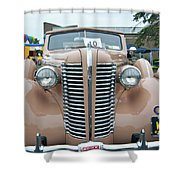 1938 Buick 2087 Shower Curtain