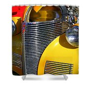 1939 Chevy Shower Curtain