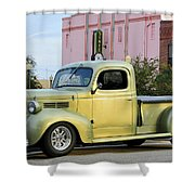 1940 Dodge Pickup Shower Curtain