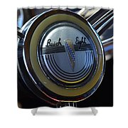 1941 Buick Eight Shower Curtain