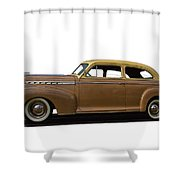 1941 Chevrolet Special Deluxe Shower Curtain