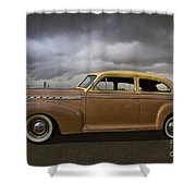 1941 Chevy Special Deluxe Shower Curtain