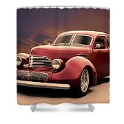 1941 Hollywood Graham Sedan I Shower Curtain