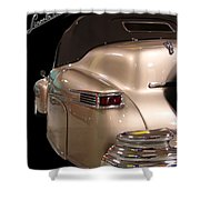 1941 Lincoln Continental  Shower Curtain