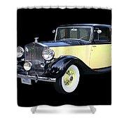 1941 Rolls-royce Phantom I I I  Shower Curtain