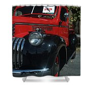 1942 Cfhevy Truck Shower Curtain