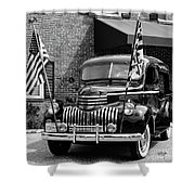 1946 Chevrolet Shower Curtain