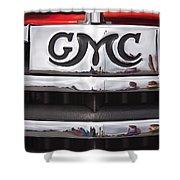 1946 Gmc Truck Grill 2 Shower Curtain