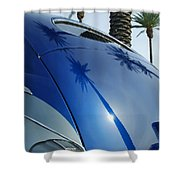 1946 Steel Body Gm Shower Curtain