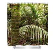 Jungle Shower Curtain
