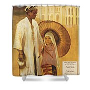Public Domain Images Shower Curtain