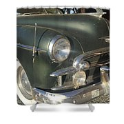 1950 Chevrolet Coupe Shower Curtain