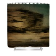 1950's - Hopi Village Shower Curtain