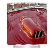 1951 Allard K2 Roadster 3 Shower Curtain
