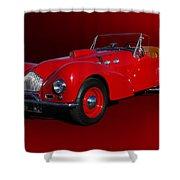 1951 Allard K2 Roadster Shower Curtain