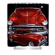 1951 Business Coupe Shower Curtain