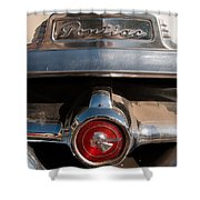 1951 Pontiac Coupe #3 Shower Curtain