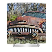 1952 Buick For Sale Shower Curtain