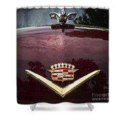 1952 Cadillac Shower Curtain