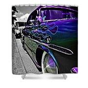 1953 Ford Customline Shower Curtain