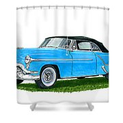 Oldsmobile 98 Convert Shower Curtain