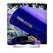 1954 Ford F100 Shower Curtain