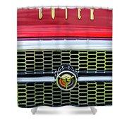 1955 Buick Rodmaster Shower Curtain
