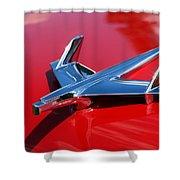 1955 Chevrolet Bel Air  Shower Curtain