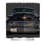 1956 Cadillac Shower Curtain