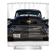 1956 Cadillac Sixty Special Shower Curtain