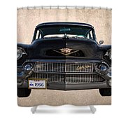 1956 Cadillac Special Shower Curtain
