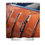 1957 Chevrolet Nomad Shower Curtain