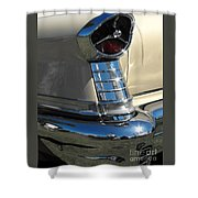 1957 Oldsmobile Super 88 Shower Curtain